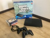 Продам PlayStation 3 в Москве, Sony Play Station 3 Slim 500GB, Приставка PS3 500GB,
