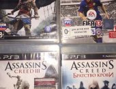 Продам игры для playstation 3 в Комсомольске-на-Амуре, на PS3, Assassin,FIFA,