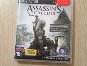 Продам игры для playstation 3 в Новокузнецке, Assassins Creed 3PS3, Лицензия