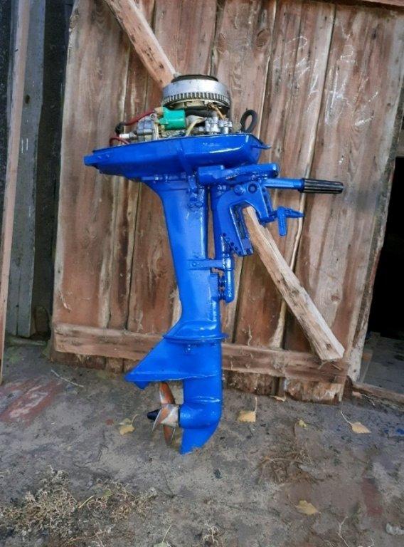 Лодочные моторы Ветерок в Красноярске