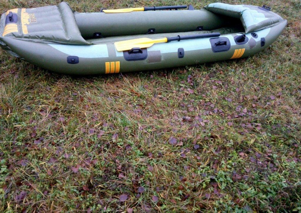 Лодка надувная campro