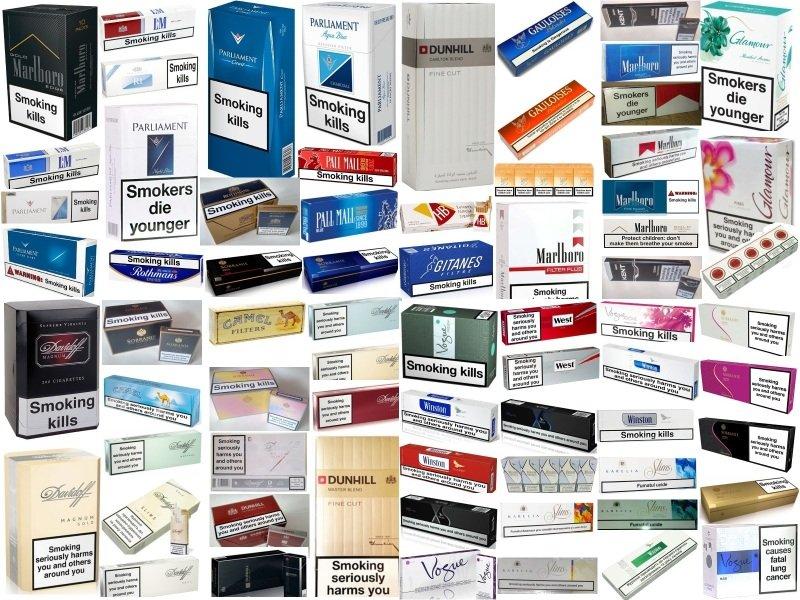сигареты в ассортименте купить в