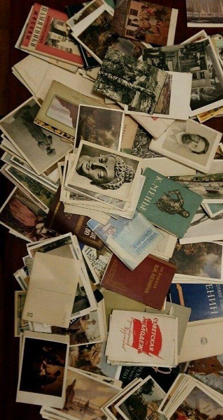 Коллекционирование открыток спрос