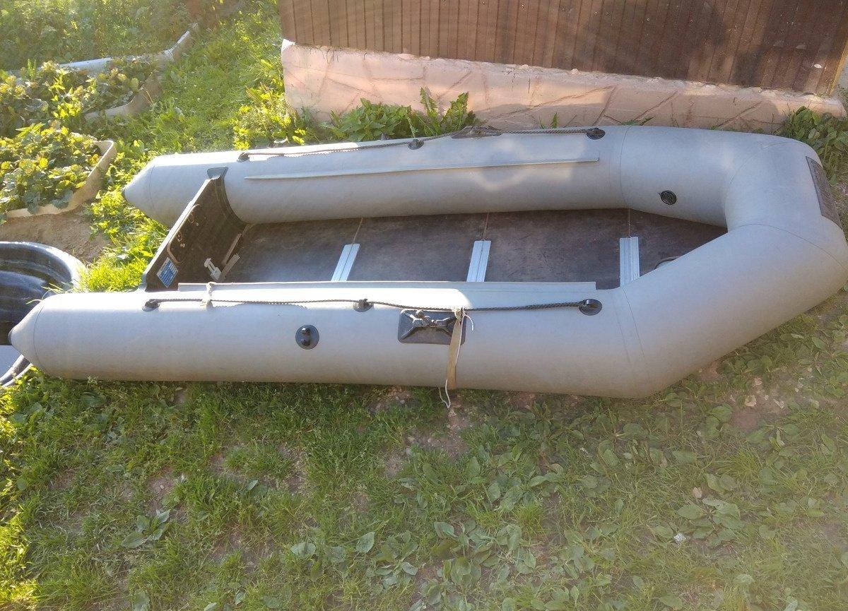 Купить лодку пвх латимерия к280