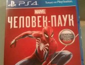 Продам игры для playstation 4 в Южно-Сахалинске, Spider man ps4, Диск с игрой Спайдер-мен