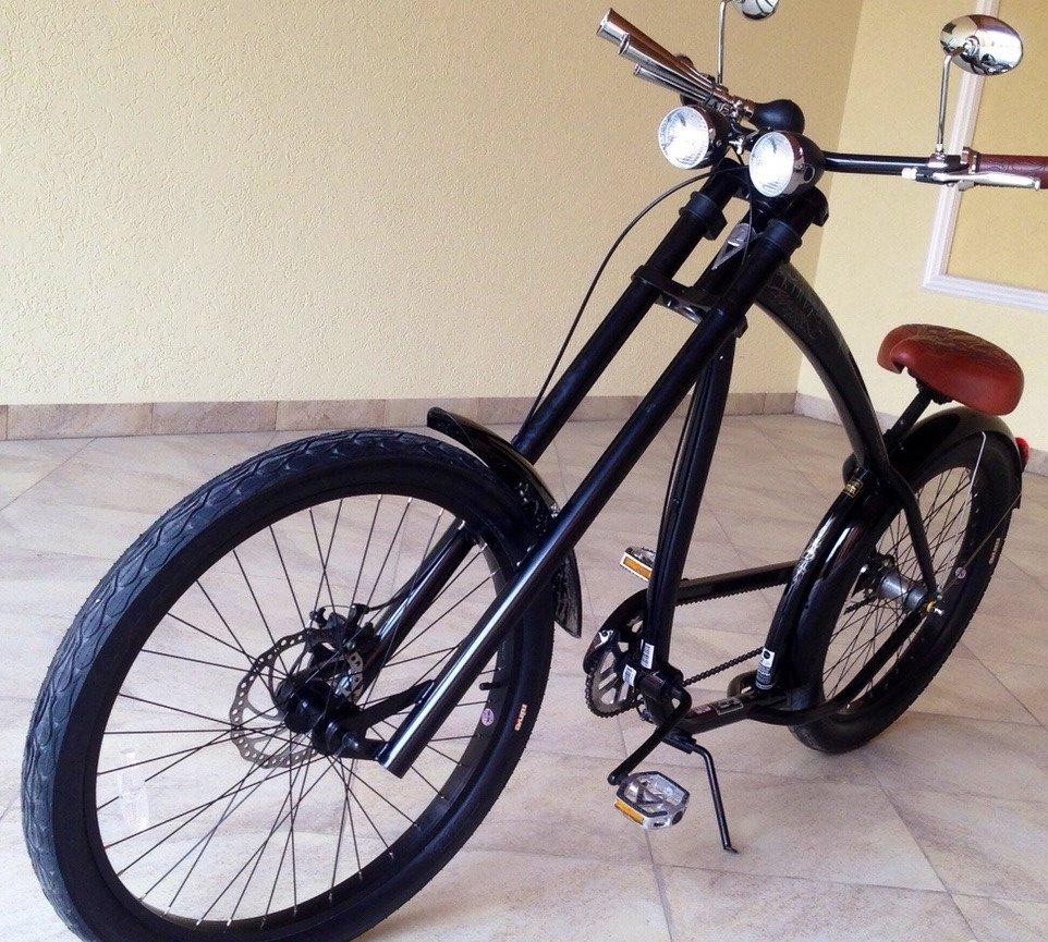 электрические велосипеды в грозном фото это