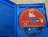 Продам игры для playstation 4 в Волгограде, Wolfenstein the OLD bloodPS4, Диск в отличном