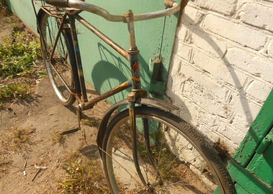 Ретро велосипед фото описание